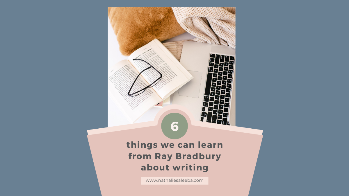Find out what writing tips author Ray Bradbury has for writers